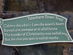 Talacharn Town Trail