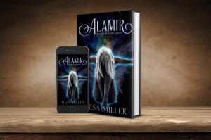 Alamir on table